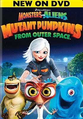MONSTERS VS ALIENS:MUTANT PUMPKINS FR BY WITHERSPOON,REESE (DVD)